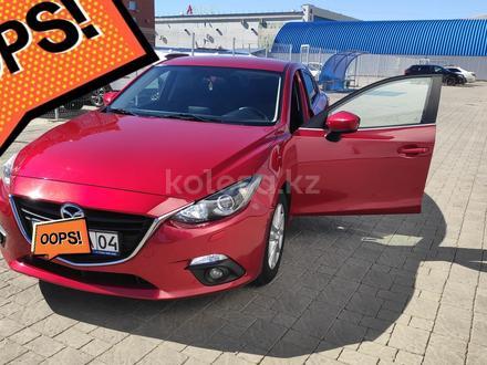Mazda 3 2015 года за 5 990 000 тг. в Актобе