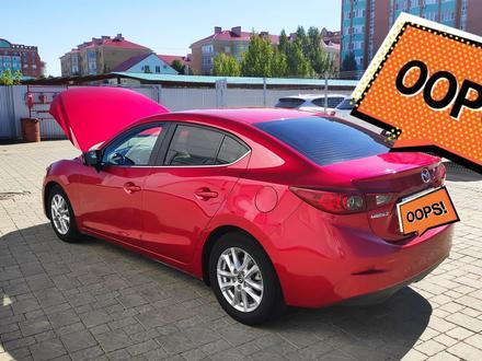 Mazda 3 2015 года за 5 990 000 тг. в Актобе – фото 8
