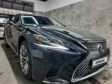 Lexus LS 500 2018 года за 48 500 000 тг. в Шымкент