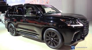 Оригинал диски Lexus LX570 blask vision за 500 000 тг. в Алматы