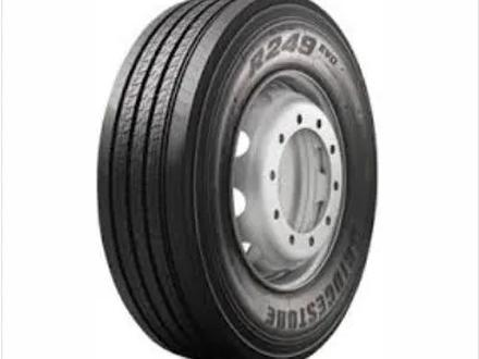 Грузовая шина Bridgestone r249 за 149 500 тг. в Караганда