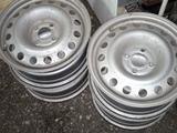 Новые железные диски на 16 от форда можно на ауди поставить за 50 000 тг. в Петропавловск – фото 2