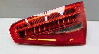 Audi a4 b8 Фонарь задний внутренний правый за 49 000 тг. в Нур-Султан (Астана)