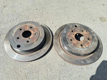 Тормозные диски субару трибека за 12 000 тг. в Алматы – фото 3