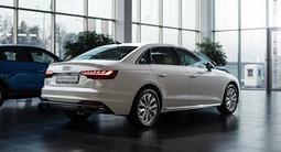 Audi A4 40 TFSI 2021 года за 22 338 000 тг. в Алматы – фото 3
