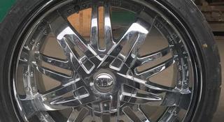 Резина, покрышки, колеса 255/35/R20 за 45 000 тг. в Алматы