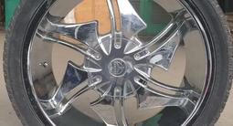 Резина, покрышки, колеса 255/35/R20 DANLOP за 45 000 тг. в Алматы – фото 2