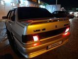 ВАЗ (Lada) 2115 (седан) 2004 года за 800 000 тг. в Жанаозен – фото 3