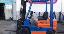 Toyota  5FG15 2000 года за 2 650 000 тг. в Алматы