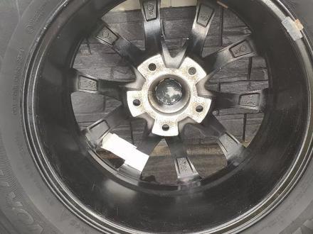 Комплект дисков на (SsangYong стояли) на шипованной резине. за 165 000 тг. в Рудный – фото 5