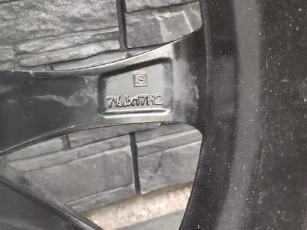 Комплект дисков на (SsangYong стояли) на шипованной резине. за 165 000 тг. в Рудный – фото 8