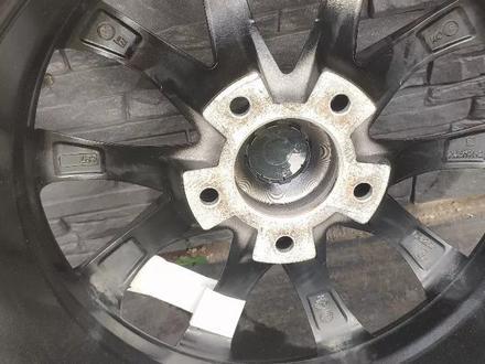 Комплект дисков на (SsangYong стояли) на шипованной резине. за 165 000 тг. в Рудный – фото 9
