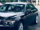 BMW 735 2002 года за 3 299 999 тг. в Шымкент – фото 2