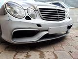 Тюнинг передний бампер Prior Design для w211 Mercedes Benz за 100 000 тг. в Алматы – фото 5