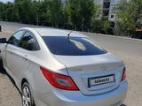 Hyundai Accent 2014 года за 3 700 000 тг. в Талдыкорган – фото 2