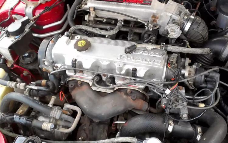 Контрактный двигатель из японии Mazda 626 F2 12v за 200 000 тг. в Алматы