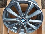 BMW r16 (5*120) новые диски replica в упаковке за 110 000 тг. в Алматы – фото 4