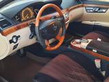 Mercedes-Benz S 500 2006 года за 5 100 000 тг. в Актау – фото 2