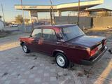 ВАЗ (Lada) 2107 2008 года за 850 000 тг. в Туркестан – фото 5