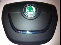 Airbag srs руль подушка yeti крышка муляж ети шкода за 15 000 тг. в Алматы
