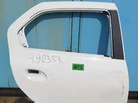 Оригинал Дверь задняя правая Renault Logan 2015 Рено Логан, в… за 62 500 тг. в Нур-Султан (Астана)