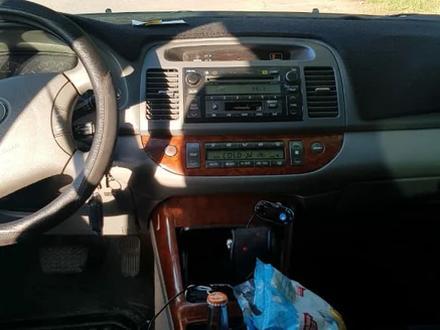 Toyota Camry 2004 года за 4 600 000 тг. в Каскелен – фото 4