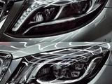Комплект рестайлинг обвеса Mercedes-Benz w222 s63 AMG 2018 + за 4 700 тг. в Нур-Султан (Астана) – фото 4