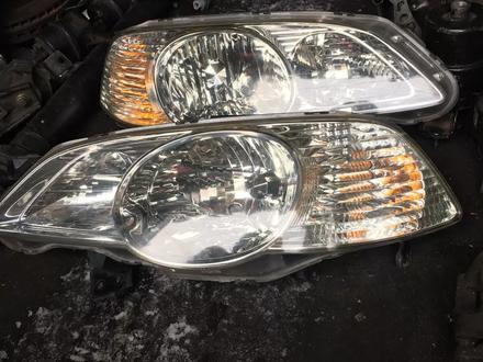 Передние фары на Honda Odyssey (1999-2003) за 30 000 тг. в Алматы – фото 3