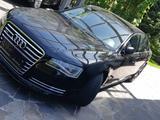 Audi A8 2011 года за 10 500 000 тг. в Алматы – фото 2