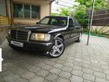 Mercedes-Benz S 300 1986 года за 3 450 000 тг. в Тараз