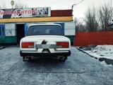 ВАЗ (Lada) 2107 2005 года за 850 000 тг. в Усть-Каменогорск – фото 3