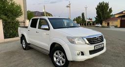 Toyota Hilux 2013 года за 7 500 000 тг. в Атырау