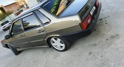 ВАЗ (Lada) 21099 (седан) 2002 года за 1 500 000 тг. в Шымкент – фото 3