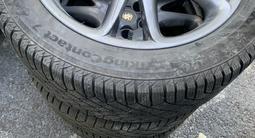Шины с дисками, шины Continental, диск от Porsche за 360 000 тг. в Алматы – фото 5