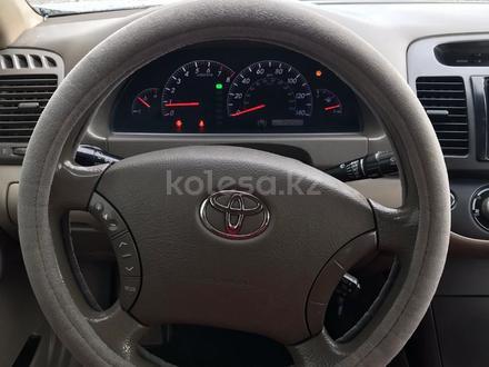 Toyota Camry 2005 года за 4 500 000 тг. в Тараз – фото 12
