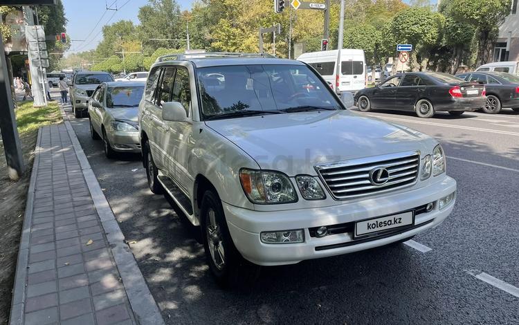 Lexus LX 470 2007 года за 16 000 000 тг. в Алматы