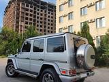 Mercedes-Benz G 55 AMG 2007 года за 13 000 000 тг. в Бишкек – фото 4