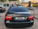 Mercedes-Benz E 350 2009 года за 6 850 000 тг. в Алматы – фото 2