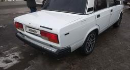 ВАЗ (Lada) 2107 2002 года за 800 000 тг. в Алматы – фото 2