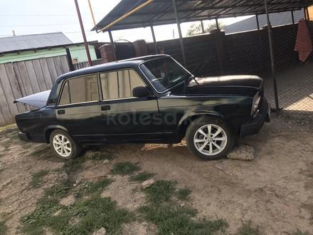 ВАЗ (Lada) 2107 2007 года за 900 000 тг. в Алматы