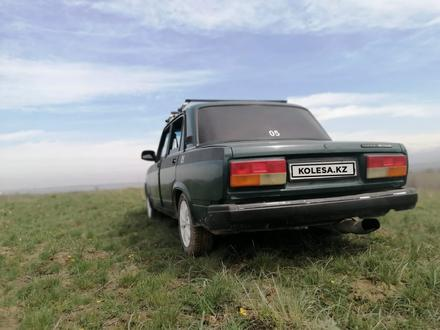 ВАЗ (Lada) 2107 2007 года за 900 000 тг. в Алматы – фото 3