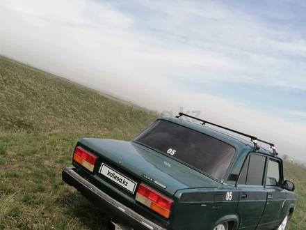 ВАЗ (Lada) 2107 2007 года за 900 000 тг. в Алматы – фото 4