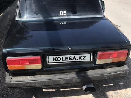 ВАЗ (Lada) 2107 2007 года за 900 000 тг. в Алматы – фото 6