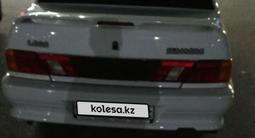 ВАЗ (Lada) 2115 (седан) 2012 года за 1 100 000 тг. в Актобе – фото 3