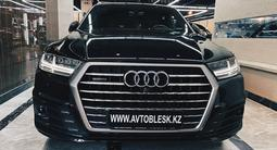 Audi Q7 2017 года за 27 000 000 тг. в Алматы – фото 4
