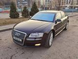 Audi A8 2005 года за 5 700 000 тг. в Алматы – фото 3