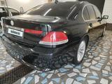 BMW 745 2004 года за 1 800 000 тг. в Кызылорда – фото 3