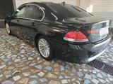 BMW 745 2004 года за 1 800 000 тг. в Кызылорда – фото 4