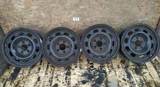 Диски штамповка R16 (5*120, ЕТ 33, ЦО 72, 5) BMW за 25 000 тг. в Караганда