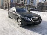 Mercedes-Benz S 500 2013 года за 23 200 000 тг. в Нур-Султан (Астана) – фото 2